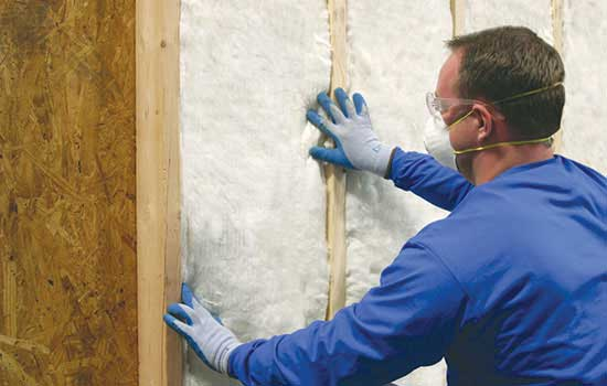 Residential Insulation Image